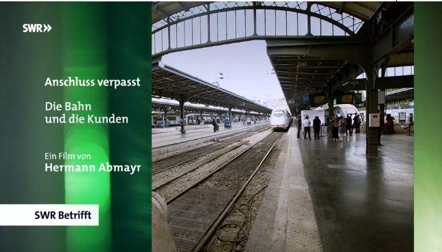 Bahn Kunde