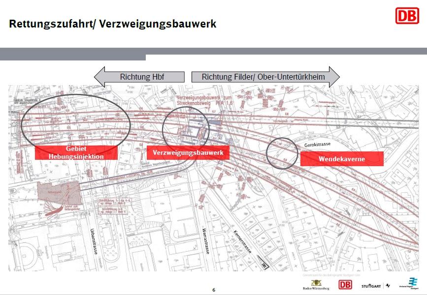 Plan Wendekaverne