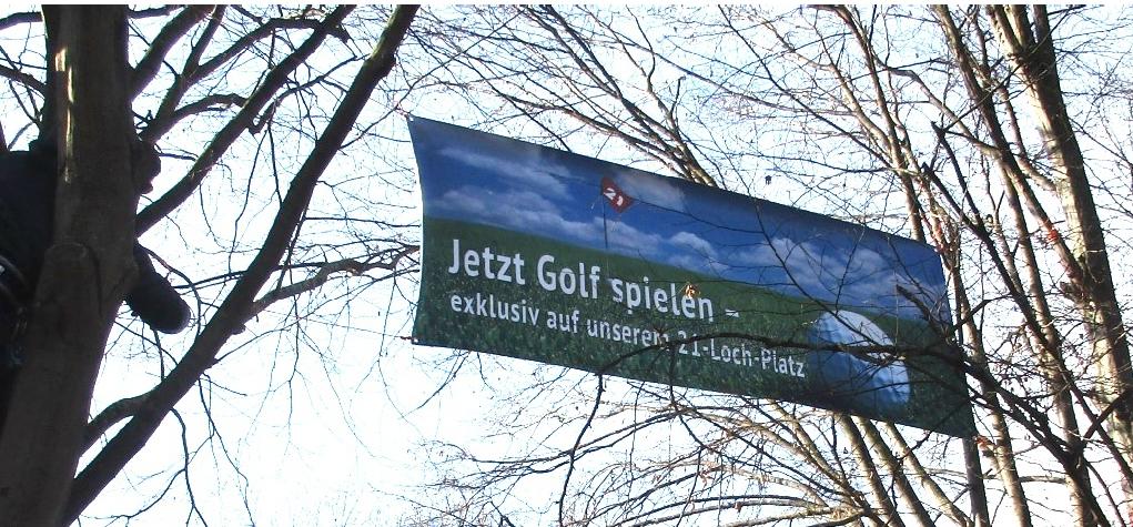 UT 21 Golfplatz