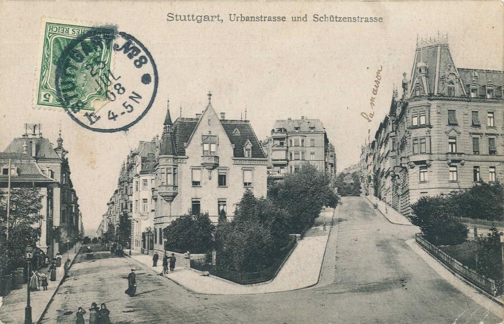 Urban- Schuetzenstrasse